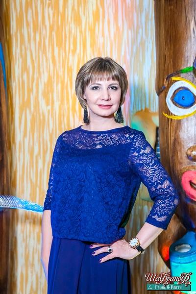 Ольга Замешаева