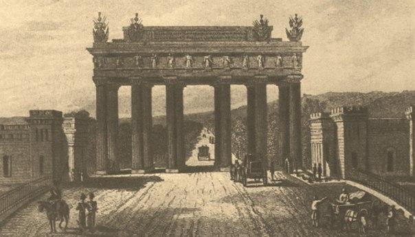 для экзаменов деревянная арка в честь победы в северной войне внимание следует