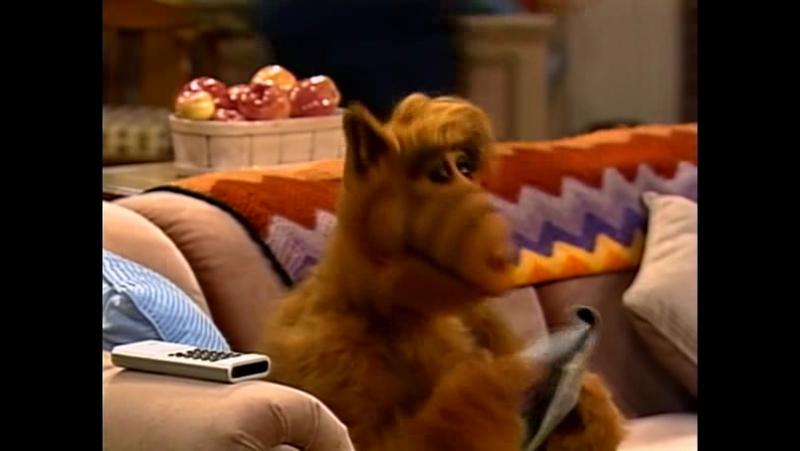 Alf Quote Season 1 Episode 22_Альф и Таннеры