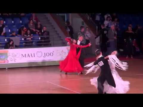 Колебакин Илья - Тулупова Анастасия, 1/2 SW, Чемпионат РТС по 10 танцам
