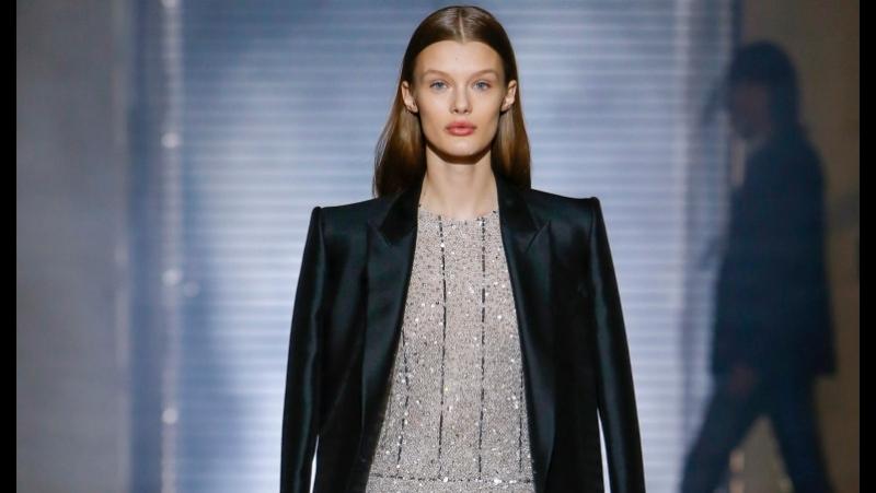 Из Сибири с любовью: Крис Грикайте на Неделе Haute Couture в Париже