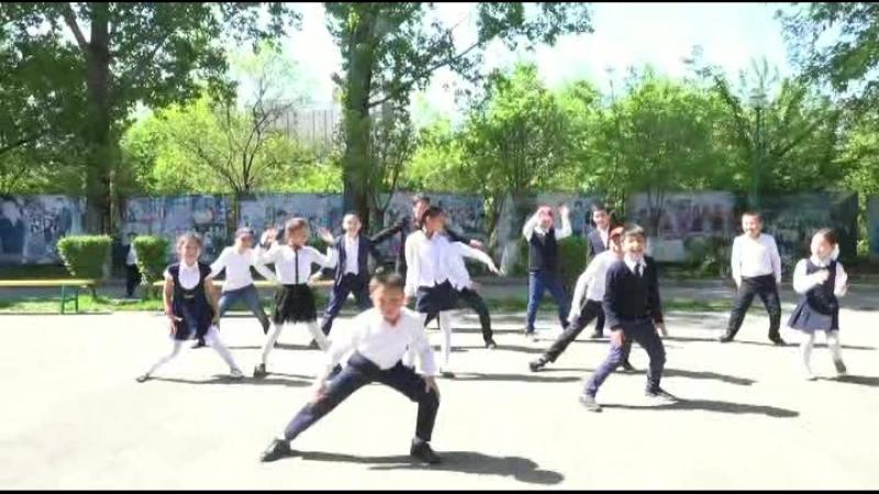 Конкурс флешмобов в честь праздника 9-мая.