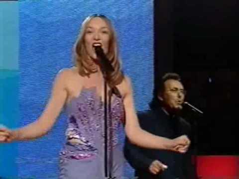 Eurovision 2000 Switzerland - Jane Bogaert - La vita cos'e