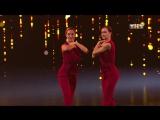 Танцы: Юлианна Кобцева и Юля Гаффарова (сезон 4, серия 22)