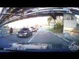 Пешеход-самоубийца в Сочи