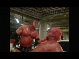 WWE.Monday.Night.Raw.2005 - Triple H brutally beat Ric Flair