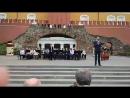 конкурс Спасская башня в Москве Духовой оркестр студентов музыкального колледжа им. Танеева
