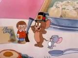 Том и Джери - Малыш на рождество