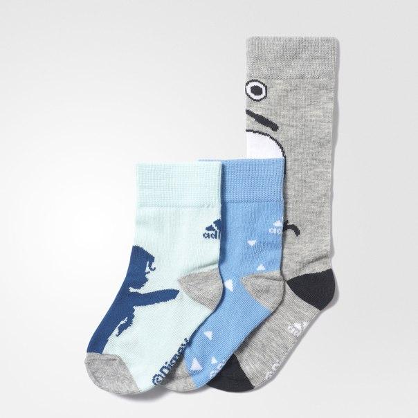 Три пары носков Disney Frozen