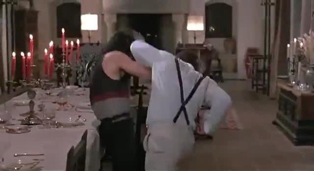 Самая лучшая в истории драка, Джеки Чан vs Бени Уркидес · coub, коуб