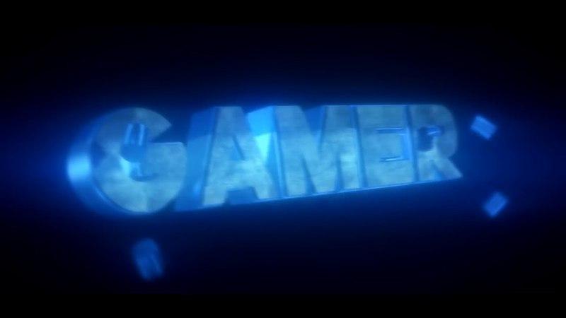 Интро с ником Геймер 2