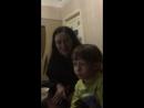 Песня тети и племянника!