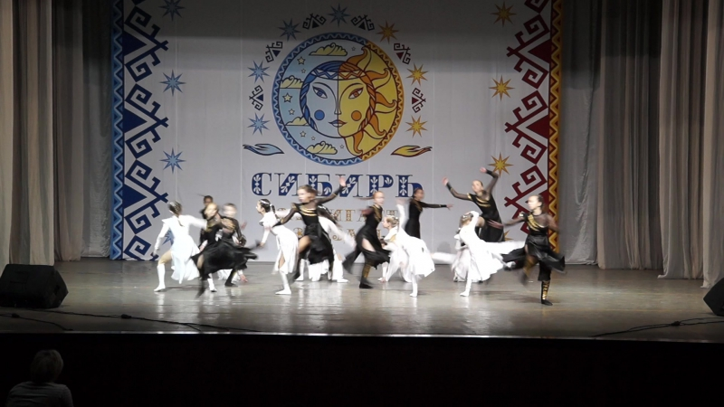 Добро и зло 18 ноября Группа Райс город Барнаул 1 место!