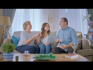 Ханде в рекламе Zen Pırlanta