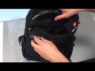 Обзор Швейцарского рюкзака Swissgear