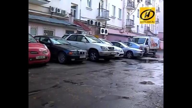 Сосед своим авто блокирует выезд - кому жаловаться