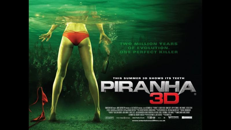 Пираньи 3D Русский Трейлер 2010