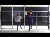 Брат и сестра танцуют под популярные песни 2017 года