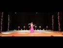 Аделина Зайдуллина- табла соло,Сутдия восточного танца Варда