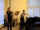 Alfred Schnittke violin Sonata 2