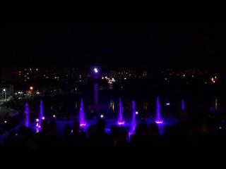 открытие фонтана Умань