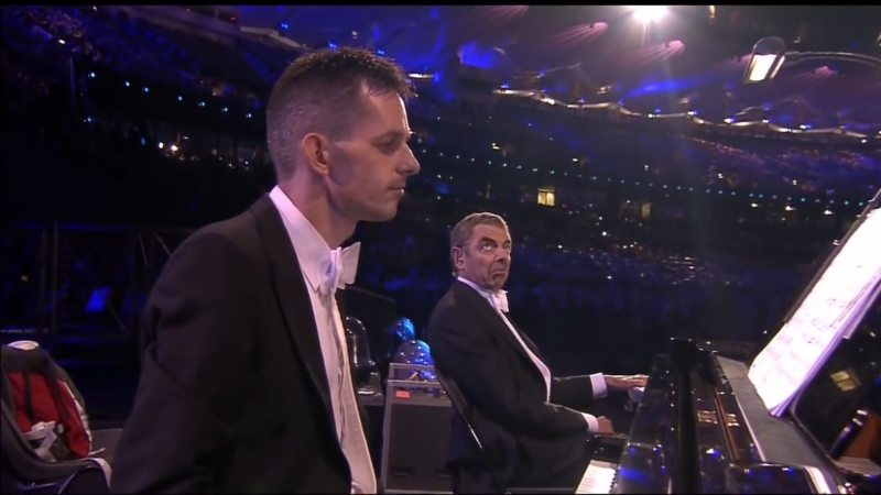 Mr. Bean Live Performance at the London