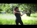 Shape of You (Ed Sheeran) - Electric Violin Cover - Caitlin De Ville.mp4