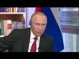 Интервью Владимира Путина французской газете Le Figaro.