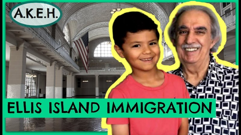 ELLIS ISLAND A Kid Explains History Episode 7