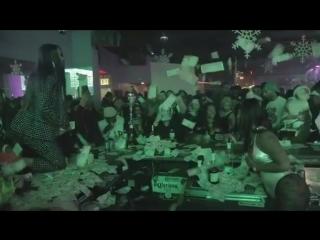 2017: Карди в 'Angels Strip Club'
