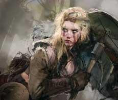 Женщины-воительницы викингов