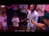 Willy William - Paris - Live - CCauet sur NRJ