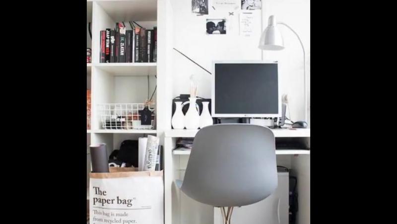 Идеи рабочего пространства дома