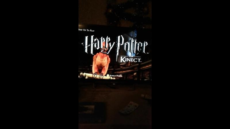 Полная заставка игры гарри поттер for Kinect Xbox 360