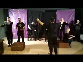 Оркестр. Этюд. Группа № 5.