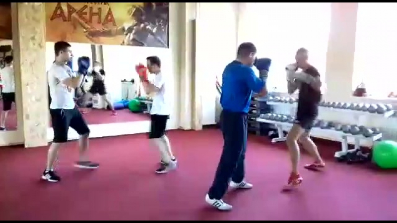 Секция бокса. Спортивный клуб РИМ-АТЛЕТИК