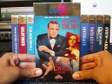 My James Bond 007 VHS Collection