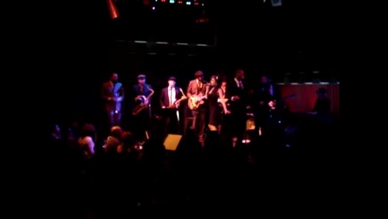 Amy Winehouse @ Joes pub Valerie