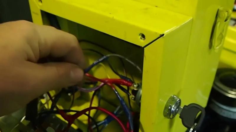 электропроводка тяжелого мотоблока