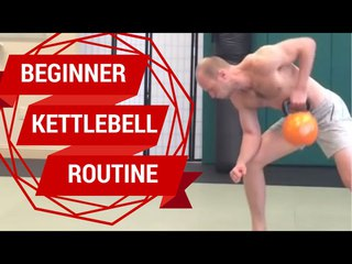 One Kettlebell Workout for Beginners