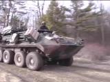 Lockheed Martin - Light Amored Автомобиль - Command Control (LAV-C2) [480p]