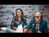DIP Project в эфире радио Юнитон 100.7 fm в программе PUSH (Пуш) Новосибирск (Артем Фадеев и Юлия Бородина)