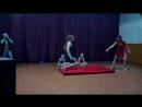 Прекрасные гимнастки в конкурсе пародий