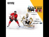 NHL 17 PS4. 2017 STANLEY CUP PLAYOFFS 100th EAST FINAL GAME 6 PIT VS OTT. 05.23.2017. (NBCSN) !