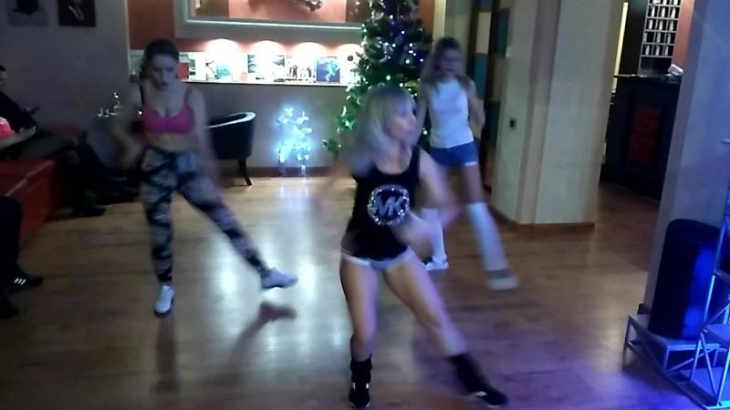 8. реггетон💕|Dance House FRA|Неlen Baeva |Choreography