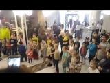 Детский праздник в Руси, сегодня открытие детского зала