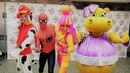 Студия праздников Апельсинка на фестивале танцевальных коллективов в Минске