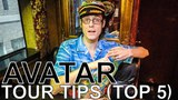 Avatar's Johannes Eckerström - TOUR TIPS (Top 5) Ep. 773