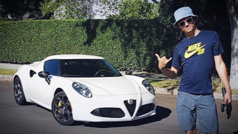 Самая ДИКАЯ тачка в моей жизни. АЛЬФА РОМЕО 4С за $60k. Alfa Romeo 4C обзор и тест-драйв.