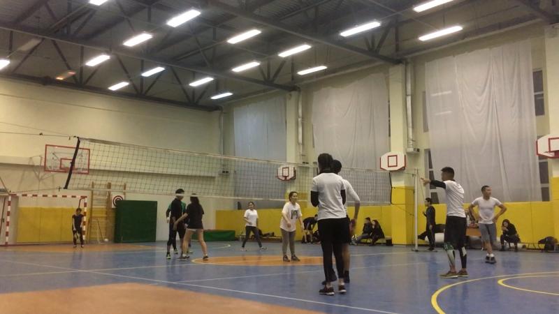 Волейбол часть 4